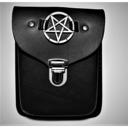 Pentagram belt bag